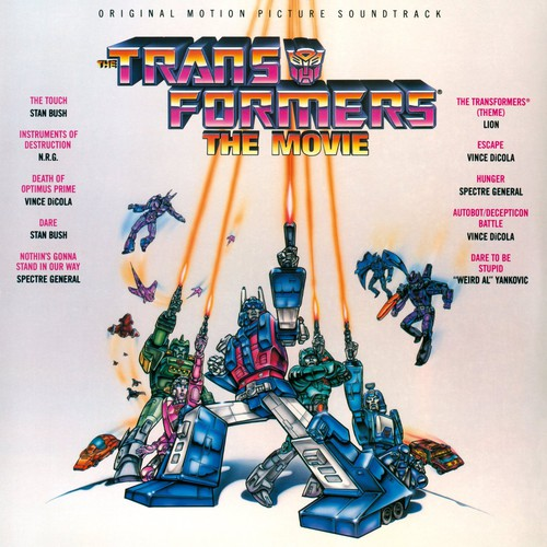Transformers: Deluxe Edition Soundtrack (Vinyl)