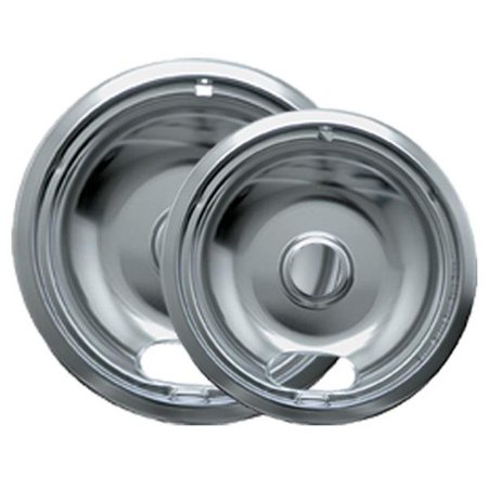 Chrome Drip Pans Plug In Ranges Fits Most Amana