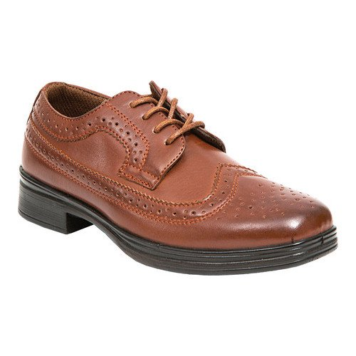 Boys' Deer Stags Ace Wing Tip Oxford