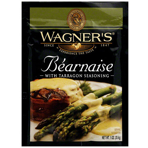 Wagner's Bearnaise With Tarragon Seasoning, 1 oz (Pack of 12)
