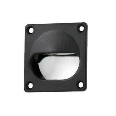 - ITC 81395-D Flush Mount RV Floor Courtesy Light - Black