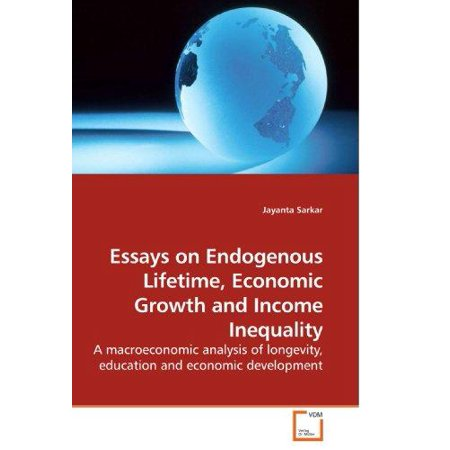 Essays On Endogenous Lifetime  Economic Growth And Income Inequality  A Macroeconomic Analys