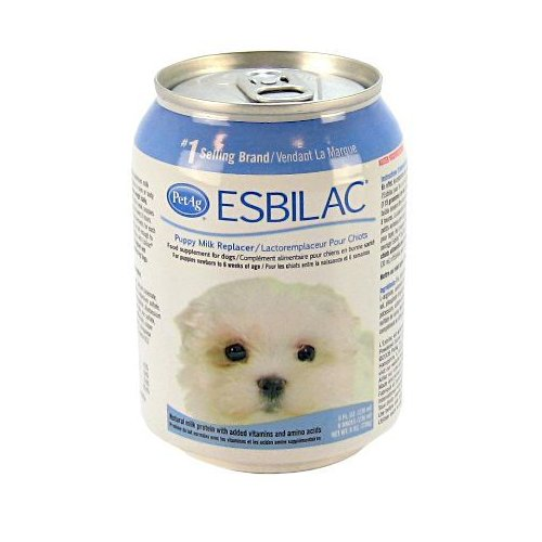 PetAg Esbilac Liquid Puppy Milk Replacement 8 Ounce