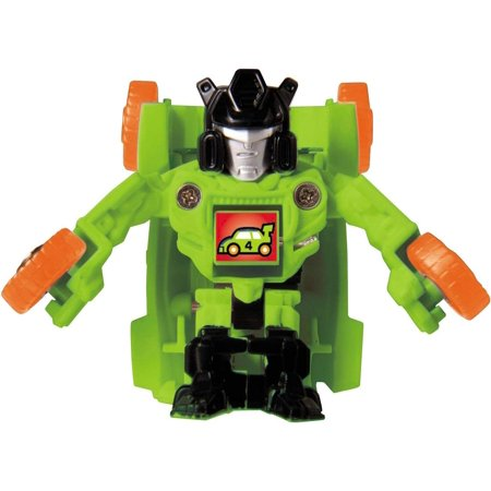 Light Transformer - Takara TOMY Be Cool Transformers B15 Green Sports Car