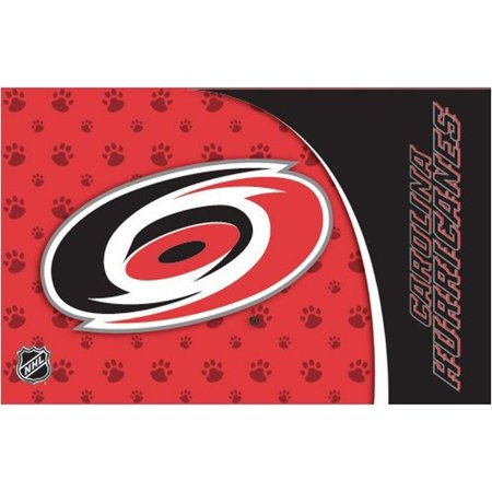 Carolina Hurricanes NHL Licensed Neoprene Pet Bowl (Hurricane Bowls)