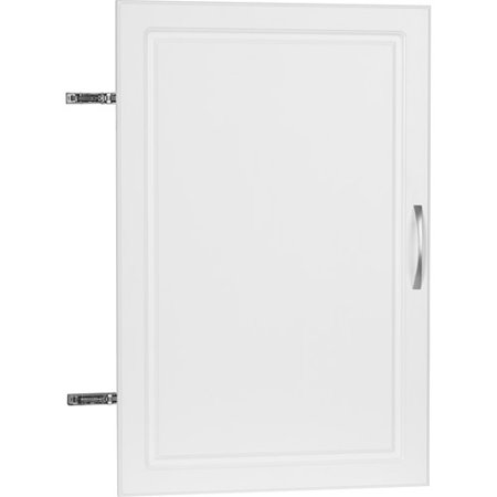 Systembuild closet organizer door kit white 7157401pcom for One day doors and closets reviews