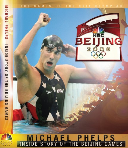 Michael Phelps Greatest Olympic Champion: The Inside Story by TEN MAYFLOWER