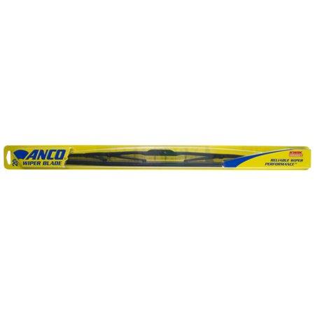 Anco Wiper Blades >> Anco 20 Wiper Blade Walmart Com