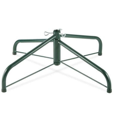 National Tree Company 32 Inch Folding Tree Stand For 9 To 12 Foot Trees  With 1 25 Inch Pole