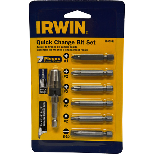 Irwin 7-Piece Quick Chng, 1885551