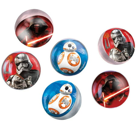 Star Wars Photo Props (Star Wars Episode VII The Force Awakens Bounce Balls,)