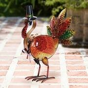 Exhart Lighted Turkey Statue