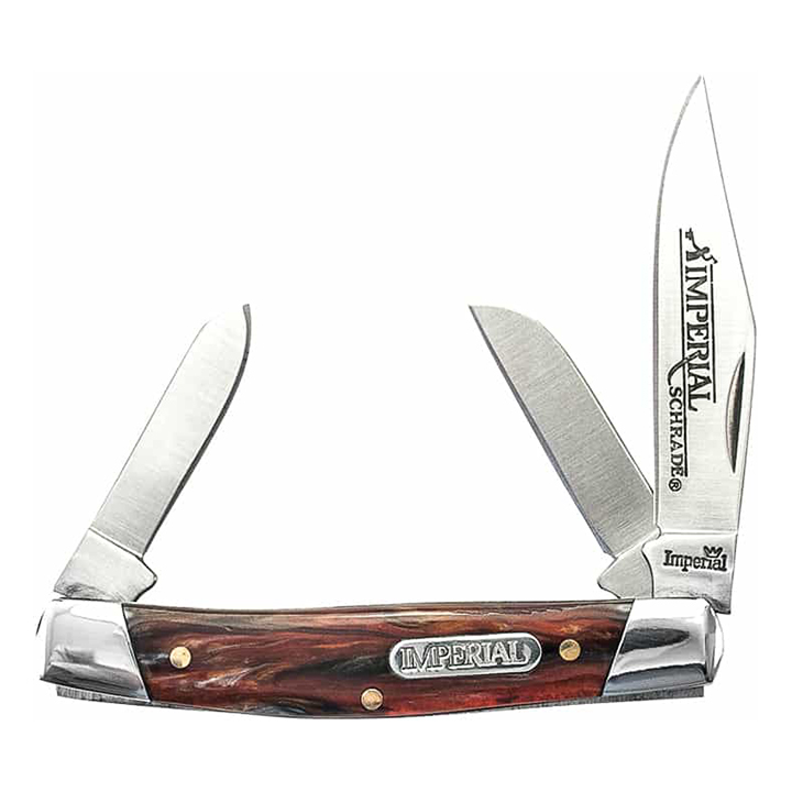 Imperial Stockman Folding Pocket Knife