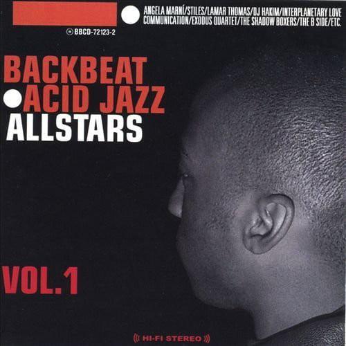 Image of Backbeat Acid Jazz Allstars 1 / Various
