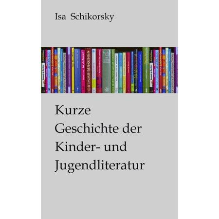 Kurze Geschichte der Kinder- und Jugendliteratur - eBook