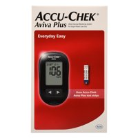 Accu-Chek Aviva Plus Blood Glucose Monitor