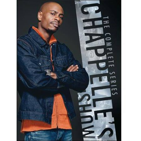 Chappelles Show  The Complete Series  Uncensored   Full Frame