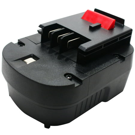 Black & Decker 12v Battery - Compatible Black & Decker A12 Battery Replacement - For Black & Decker 12V HPB12 Power Tool Battery (1300mAh, NICD)