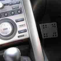 PanaVise Custom InDash Mount for the 2005-2010 Acura RL (75116-505)