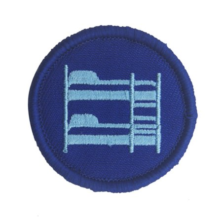 snorda American Boy Scout Patch Tactical Patch Flag Magic Stickers Badge Decoration ()
