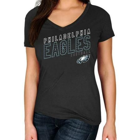 07d695b2 NFL Philadelphia Eagles Plus Size Women's Basic Tee - Walmart.com