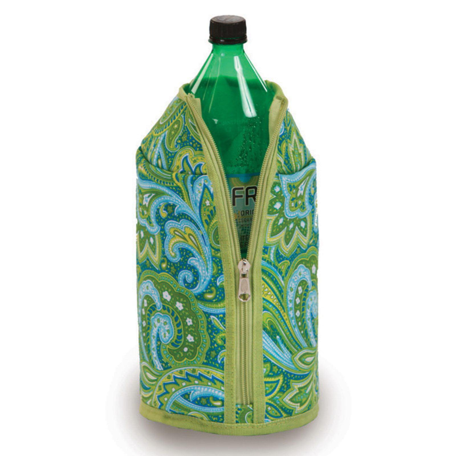 Picnic Plus 2 Litre Green Paisley Jacket by Picnic Plus