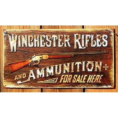 Winchester Rifles & Ammo thumbnail