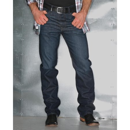 51dfa9564ab Cinch - Cinch Men s Garth Brooks Sevens By Easy Fit Bootcut Jeans -  Hb50334001 Ind - Walmart.com