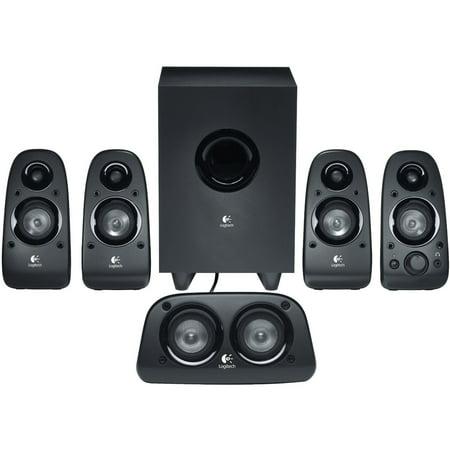 Logitech Surround Sound 5 1 Speakers Z506