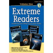 Extreme Readers, Grades PK - K : Volume 1, Level 1