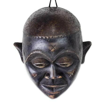 Bloomsbury Market Chokwe African Wood Mask