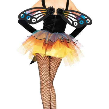 Leg Avenue Strapless Butterfly Wings Adult Halloween Costume Accessory (Butterfly Adult Costumes)