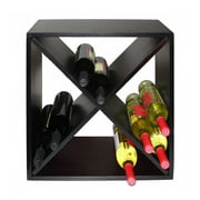 Vinotemp Diamond Bin Wine Rack, 24 Bottles