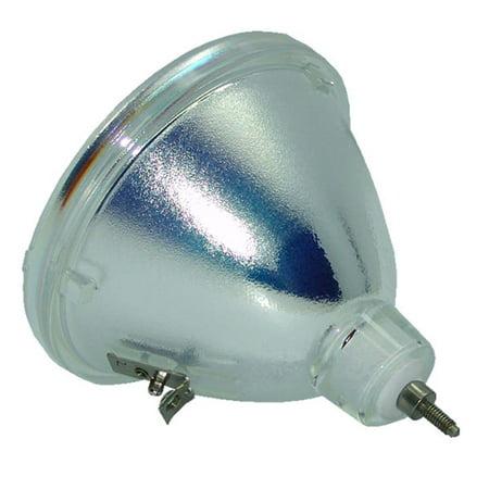 Original Osram TV Lamp Replacement for Mitsubishi WDV-65000LP (Bulb Only) - image 2 de 5