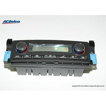 C6 Corvette 2005-2012 Heater & Air Conditioning AC Dash - Corvette Dash Cover