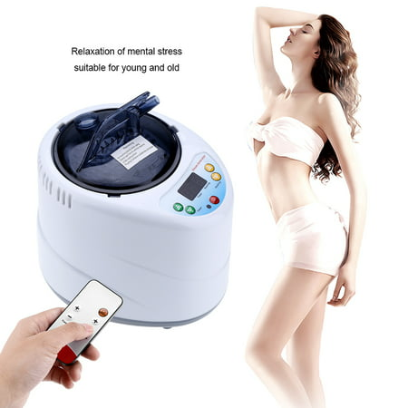 2L Fumigation Machine Home Steamer Steam Generator for Sauna Spa Tent Body Therapy, Home Steamer, Sauna Machine (Steamer Tent)