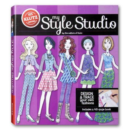 My Style Studio  Design And Trace Your Own Fashions