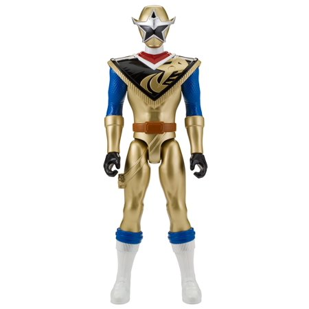 BANDAI Power Rangers Super Ninja Steel 12 inch Action Figure - Gold