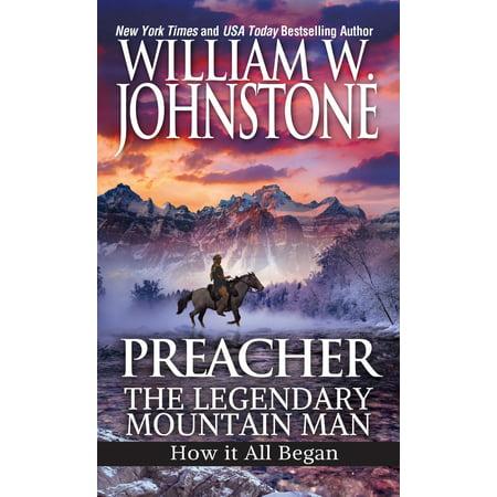 Preacher: The Legendary Mountain Man - eBook (Deni Hines Son Of A Preacher Man)