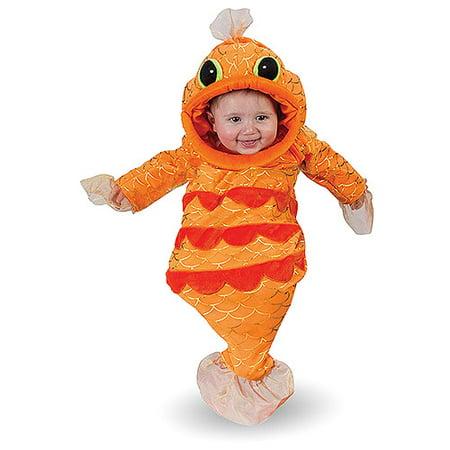 Nemo Fish Baby Bunting Costume 24 Months