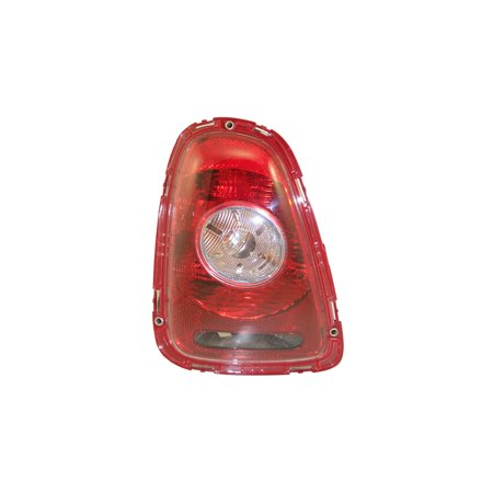 Replacement Driver Side Tail Light For 07 09 Mini Cooper 63212757011
