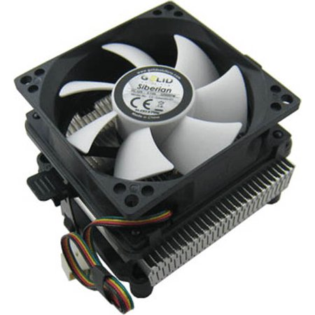GELID CC-Siberian-01 CPU Cooling Fan / Cooler Heatsink for AMD & Intel CPUs NEW