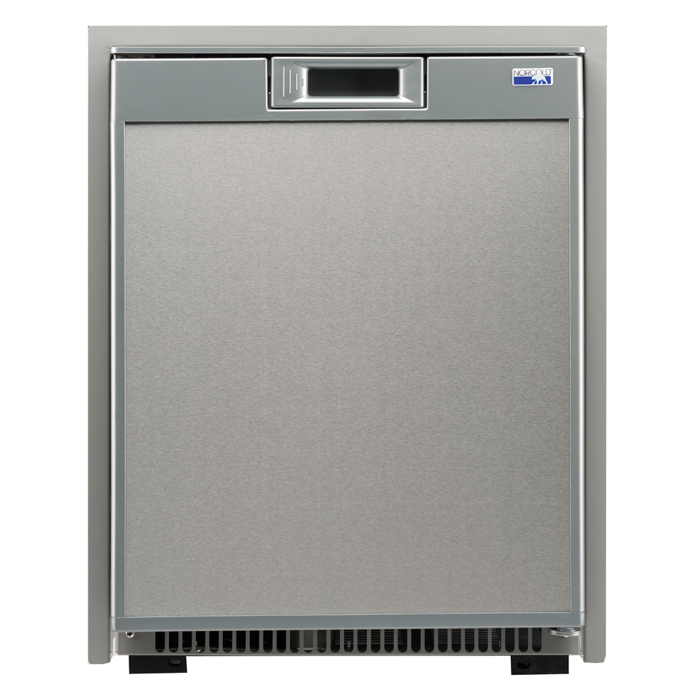 Norcold 1.7 CUBIC FT. AC/DC MARINE REFRIGERATOR STAINLESS