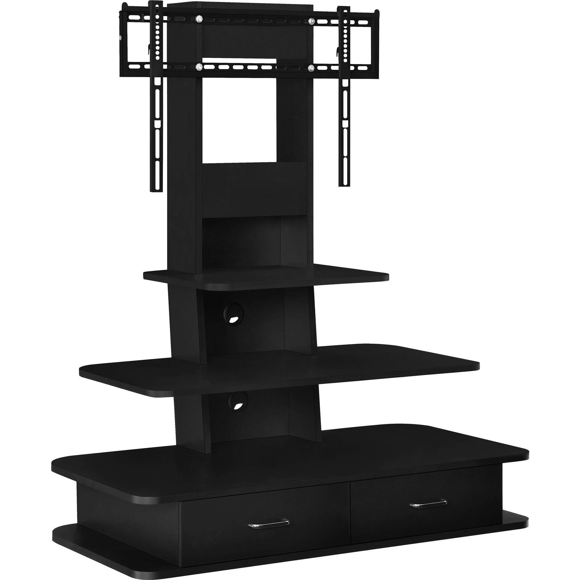 large entertainment center corner 65 inch tall 70 tv stand 55 best heavy dut ebay. Black Bedroom Furniture Sets. Home Design Ideas