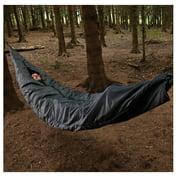"Snugpak 118"" x 33"" Hammock Cocoon Outdoor Sleeping Bag Insulation System, Olive"