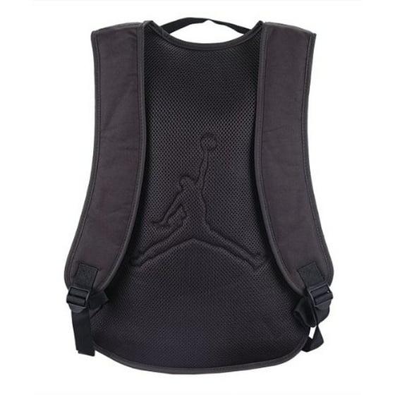 Nike - Jordan Air Jumpman Backpack Book Bag-Black Red - Walmart.com 2218f8ed2eded