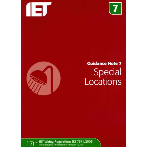BS 7671:2008 Requirements for Electrical Installations, IE (UK IMPORT) BOOK NEW