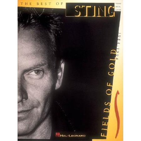 Golden Songbook - Sting - Fields of Gold