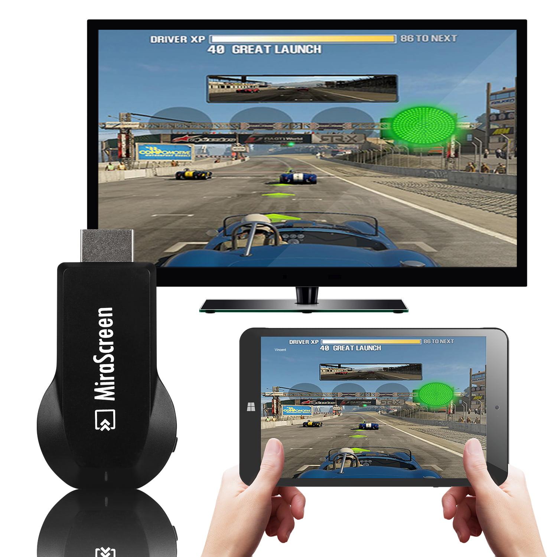 MiraScreen Full HD 1080P Miracast Media Receiver