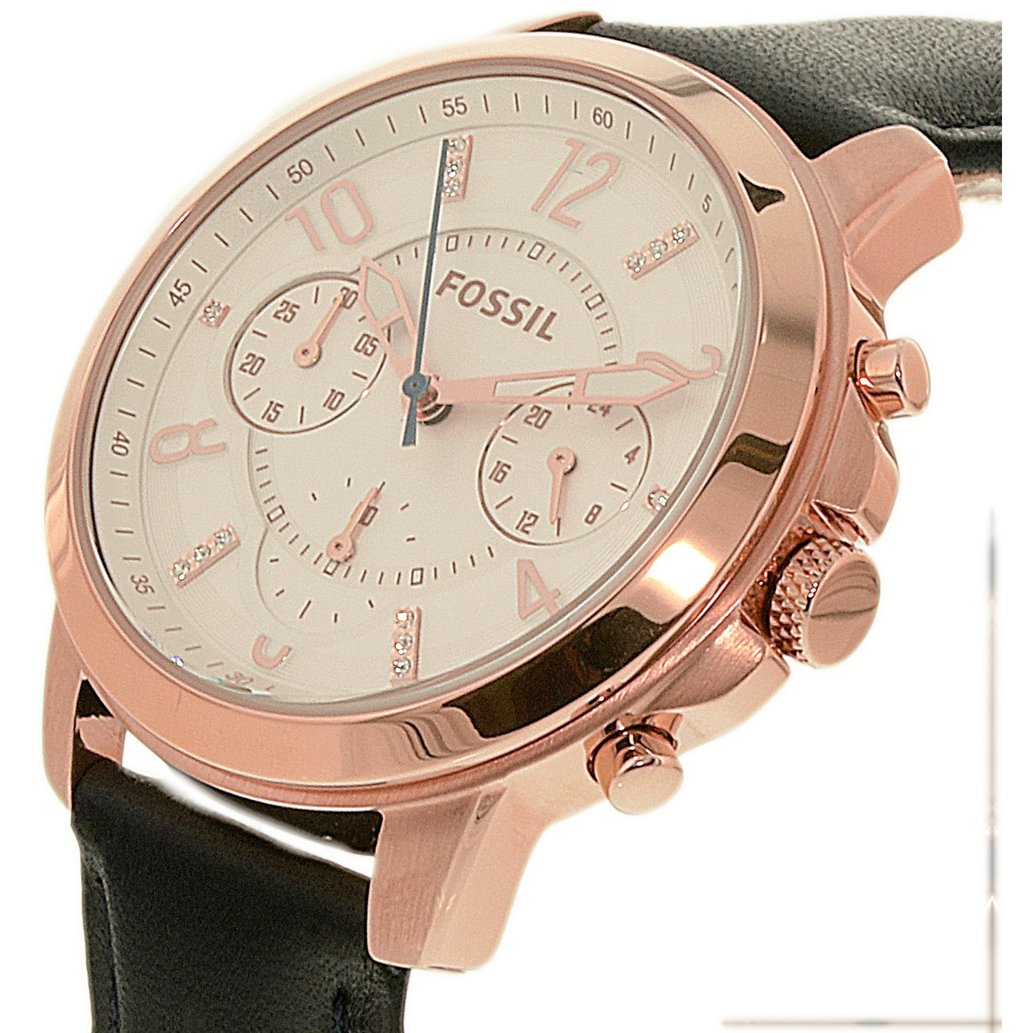 Fossil Gwynn Es4040 Daftar Harga Terbaru Dan Terlengkap Indonesia Jam Tangan Wanita Original Es4116 Chrono Wine Leather Womens Gold Stainless Steel Quartz Dress Watch Walmartcom